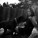 Leesa and Sasha by tarnyacox