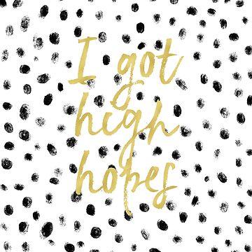 High Hopes by fernandaschalle