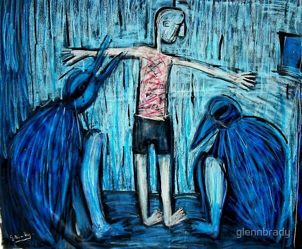the flogged man by glennbrady