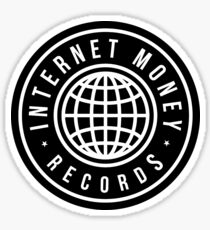 Internet Money Records Sticker