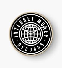Internet Money Records Clock