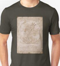 Camiseta unisex Vitruvio's Cactuar