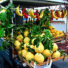 Fruitstand On Wheels by jules572