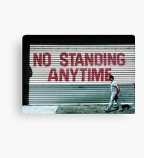 Marching Orders Canvas Print