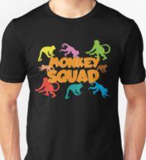 Monkey Squad Slim Fit T-Shirt