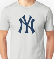 Camiseta unisex beisbol de nueva york