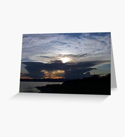 Heaven's Gate (2) Greeting Card