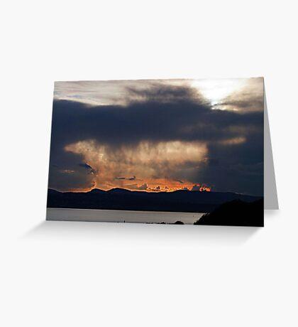 Heaven's Gate (3) Greeting Card