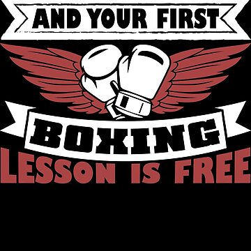 Makes anyone that trains in martial arts of likes Touch Me and Your First Boxing Lesson is Free by Limeva