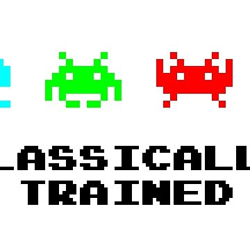 Geekdom - Classically Trained by ccorkin