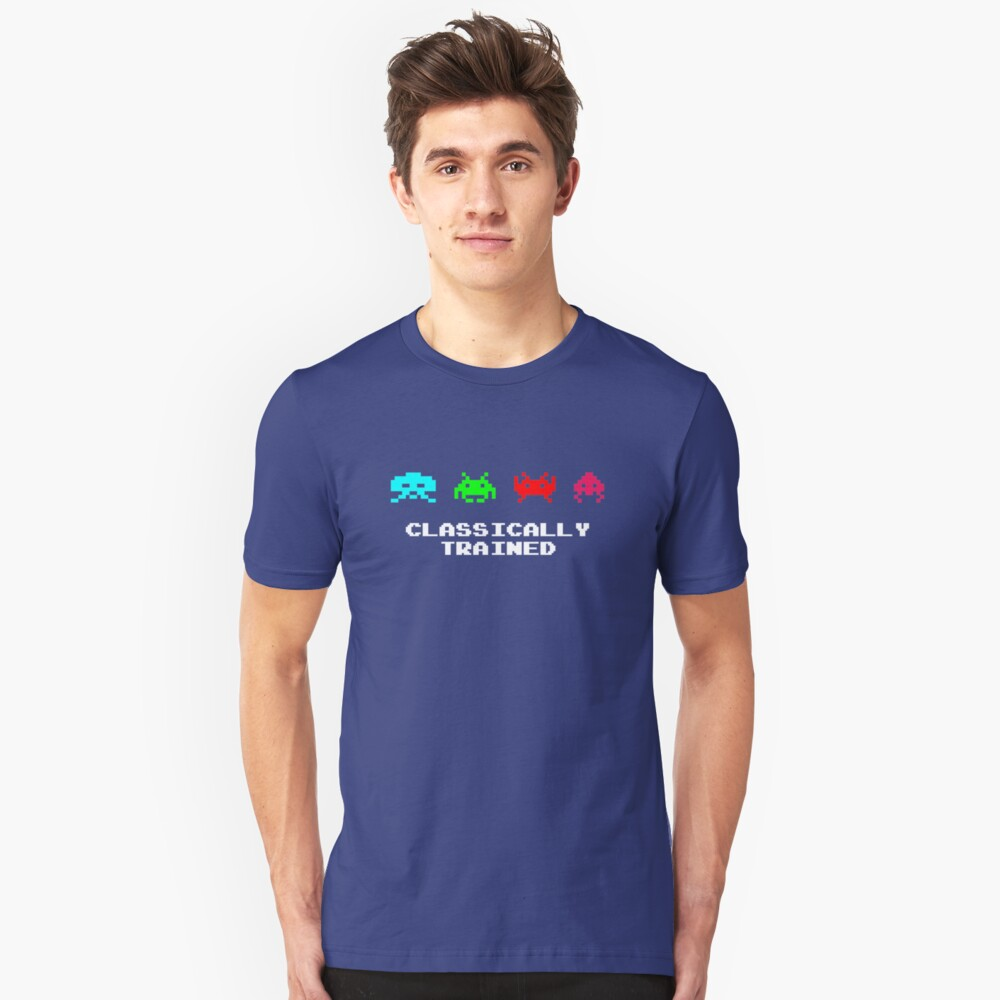 Geekdom - Classically Trained Unisex T-Shirt