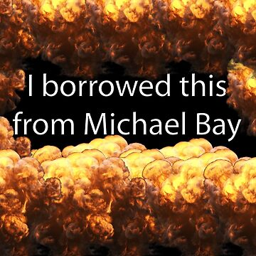 Michael Bay by primeworks