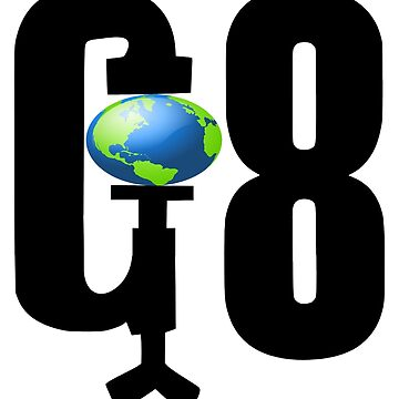 G8 by TOMSREDBUBBLE