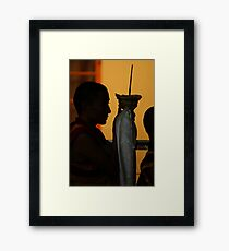 inline  Framed Print