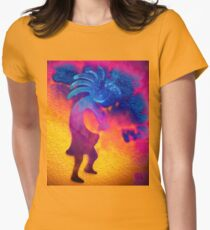 5068 Kokopelli Womens Fitted T-Shirt