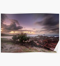 Hastings Point, New South Wales Poster