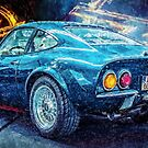 Opel GT Coupe von coolArtGermany
