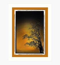 Art Tree Art Print