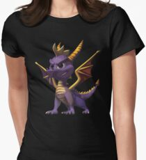 Spyro the Dragon Women's Fitted T-Shirt