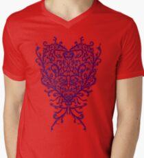 Peacock Heart Tee Light T-Shirt