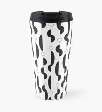 Squiggleoo Filled pattern Travel Mug