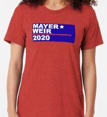 MAYER WEIR 2020 Tri-blend T-Shirt