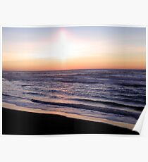 Samoa Island - Sunset Serenity Poster