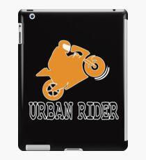 The Awesome & Cool Rider Tshirt URBAN RIDER iPad-Hülle & Klebefolie