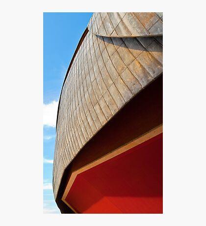 Auditorium Parco della Musica (colour) Photographic Print