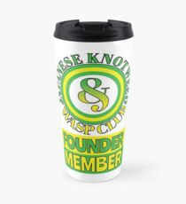 Japanese Knotweed and Wasp Club Founder Member Travel Mug