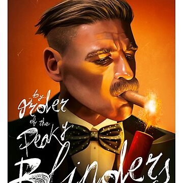 peaky blinders arthur shelby by ibrahimGhd