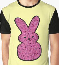 Holidayz: Hase Grafik T-Shirt