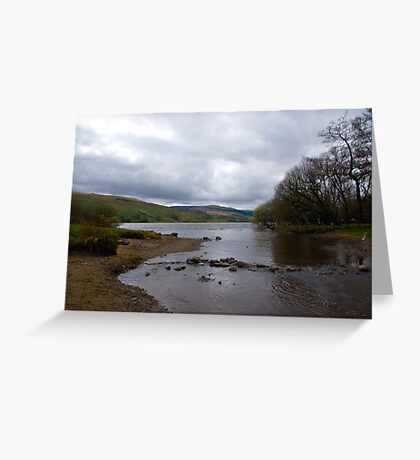 Semer Water - Yorks Dales #3 Greeting Card