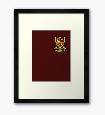Knowing Me, Knowing You Framed Print