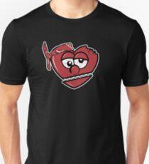 Thot Heartbreakers Heart Shape  Unisex T-Shirt