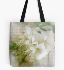 The Beginning of Love Tote Bag