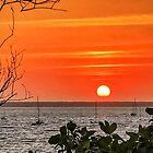 Fannie Bay Sunset by TonyCrehan