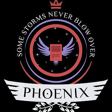 Phoenix Life by Jbui555
