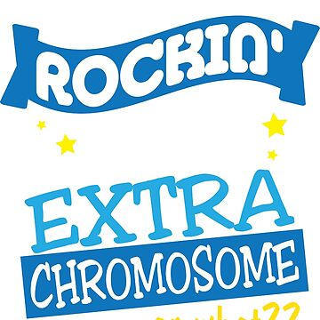 Am I rockin' this extra chromosome or what?? by hamsters