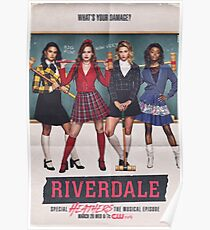 Riverdale - Heathers the Musical Poster