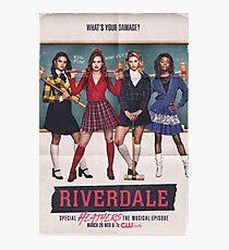 Riverdale - Heathers das Musical Fotodruck