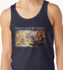 Salvador Dali The Apotheosis Of Homer,  1945 Distressed Original Artwork Reproduction Design, Tshirts, Posters, Jerseys Tank Top