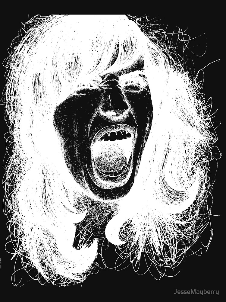 Inverted Screaming by JesseMayberry
