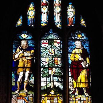Wiltshire Window by lezvee