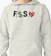 F Money Spread Love Forest Hills Drive  Pullover Hoodie