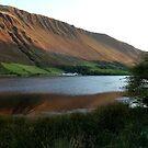 Tal-y-llyn Lake, Cadair Idris, Wales by rightonian