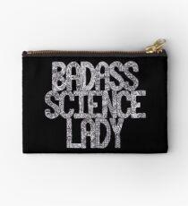 Bolso de mano Badass Science Lady