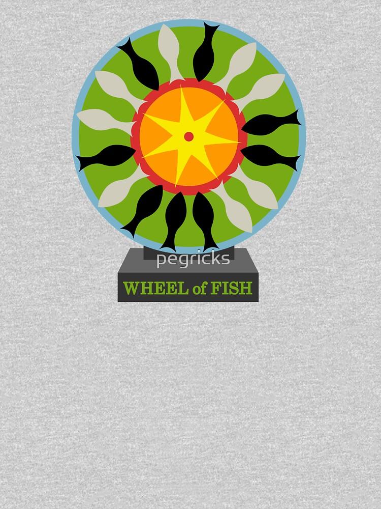 Wheel of Fish by pegricks