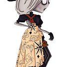 « Lady Steampunk » par darkrevette