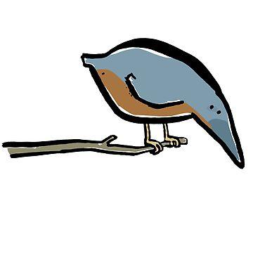 kingfisher by greendeer